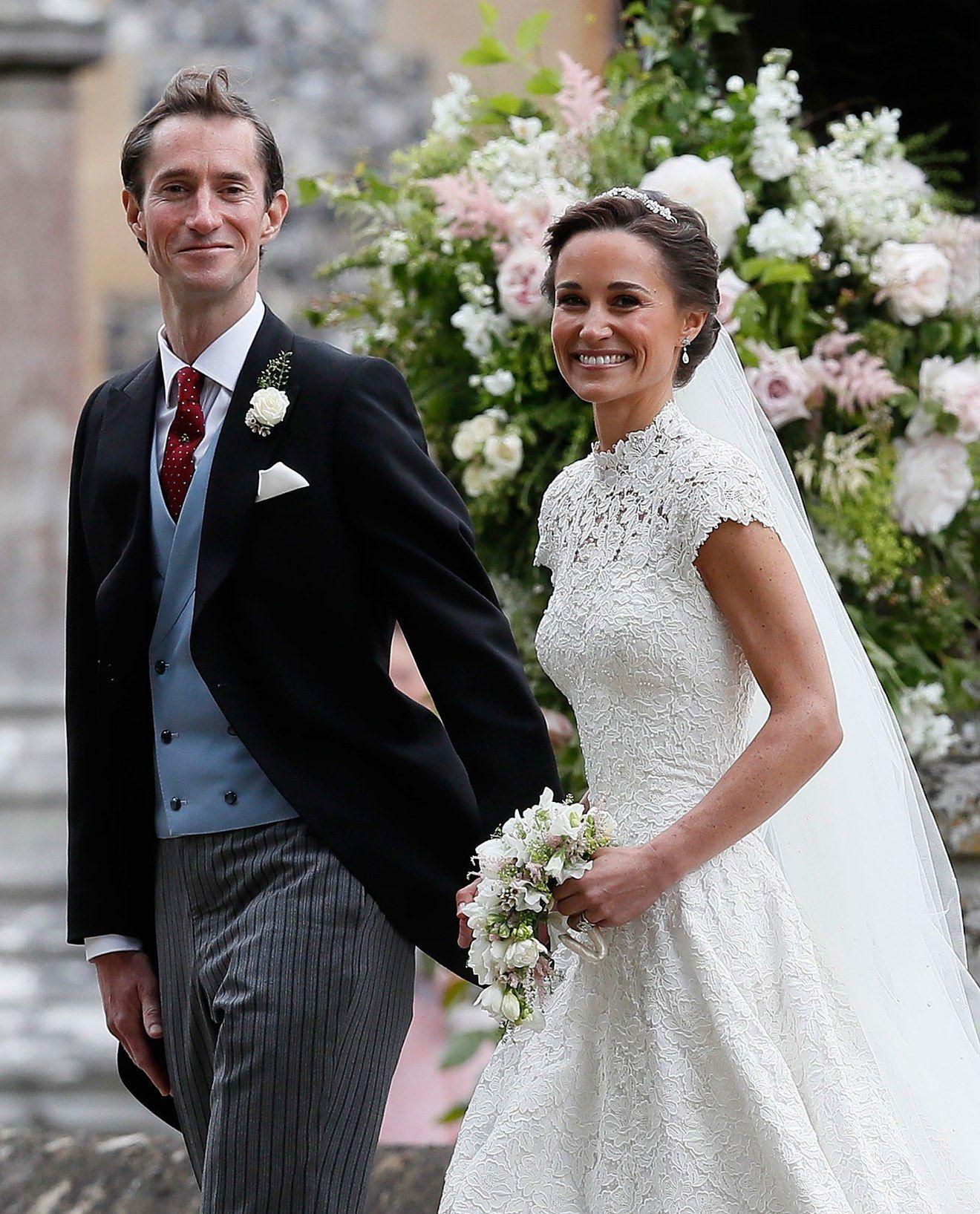 Inside Pippa Middleton S Wedding In Berkshire England Gotha
