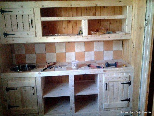 Haben Sie ein schönes Ferienhaus und möchten dort eine Gartenküche ...