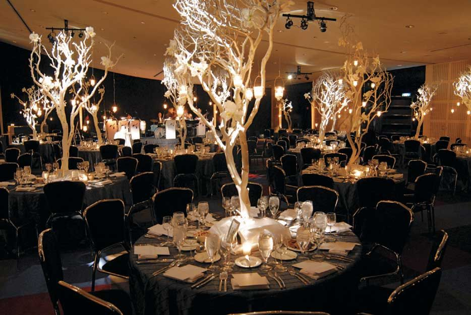 Luxe wedding receptions for less bridal parties centerpieces and luxe wedding receptions for less junglespirit Images