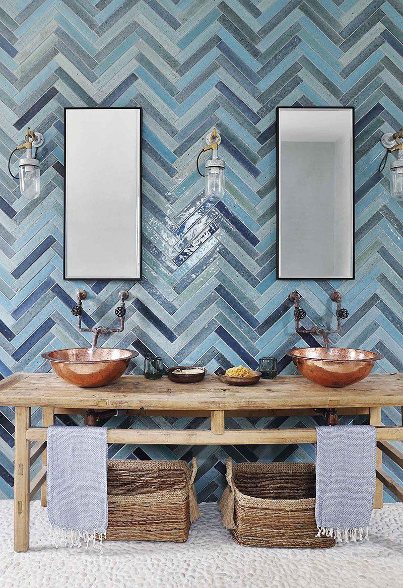 Photo of 〚 White Mediterranean villa with stunning blue tile in Ibiza 〛 ◾ Photos ◾ Ideas ◾ Design