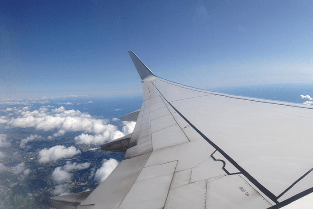 Fear of flying: Thoughts from 30,000 Feet - A Sweat Life