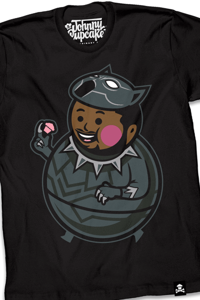 ce1e7232 BUY HERE: Johnny Cupcakes King Kitty Big Kid + Black Panther T-Shirt ...