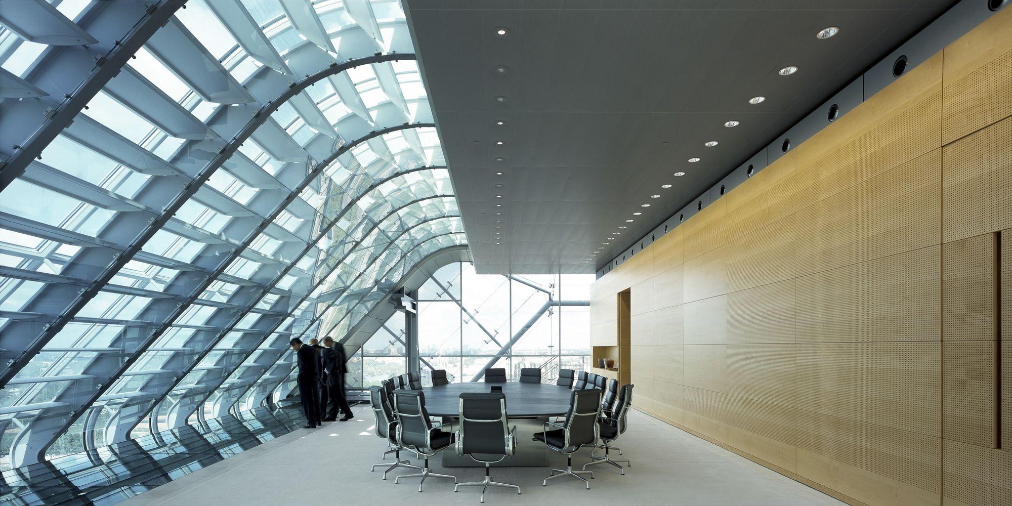 Sede principal de ING, Ámsterdam, Holanda - MVSA Architects