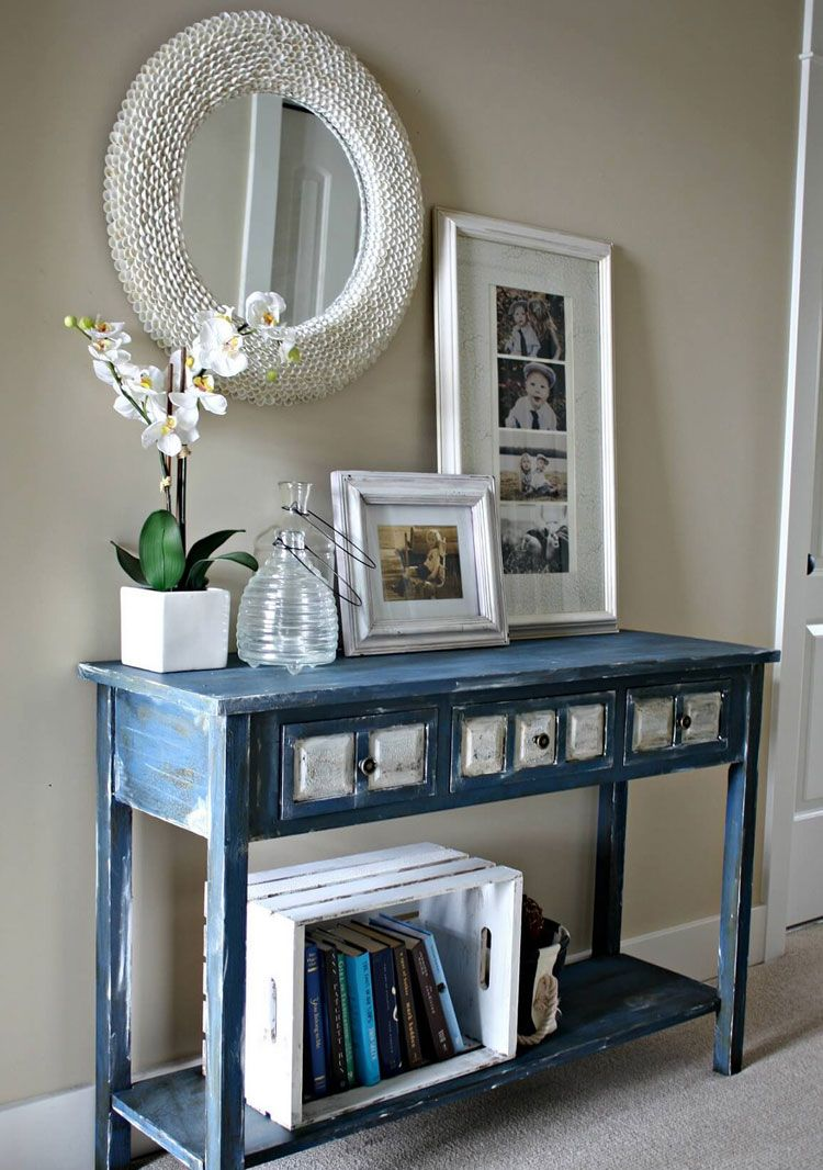 Entry Table Antique
