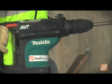 Starting Any DIY Project Often Starts With Demolition Makitas - Demolition hammer rental home depot