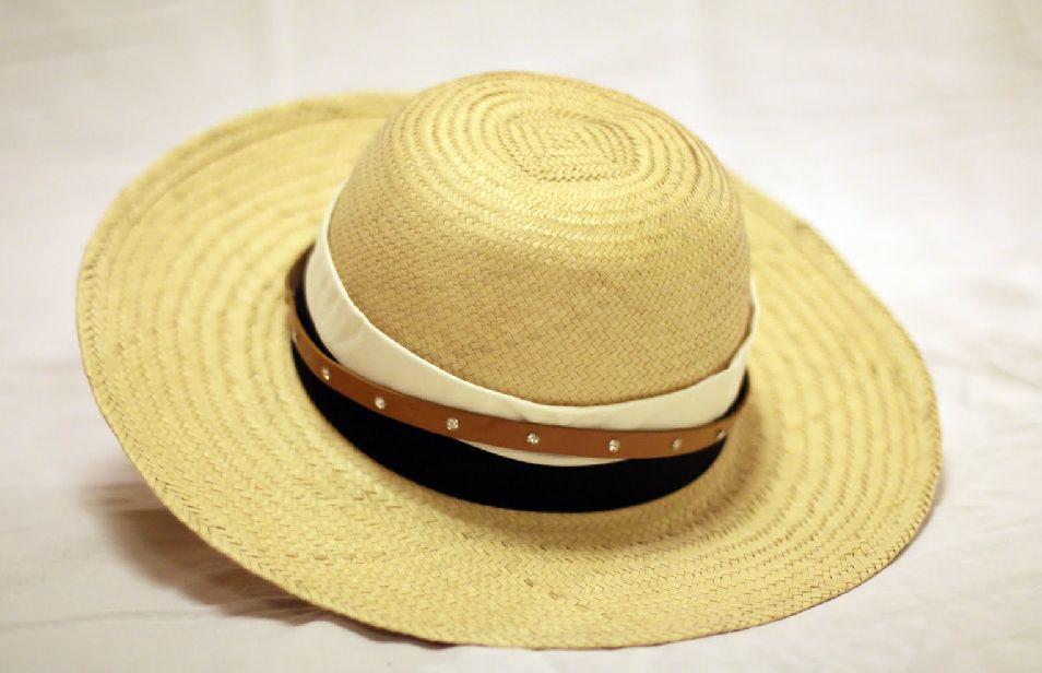 sombreros de playa Pal'Mar DR - cien por ciento dominicano - beach hats by Pal'Mar DR