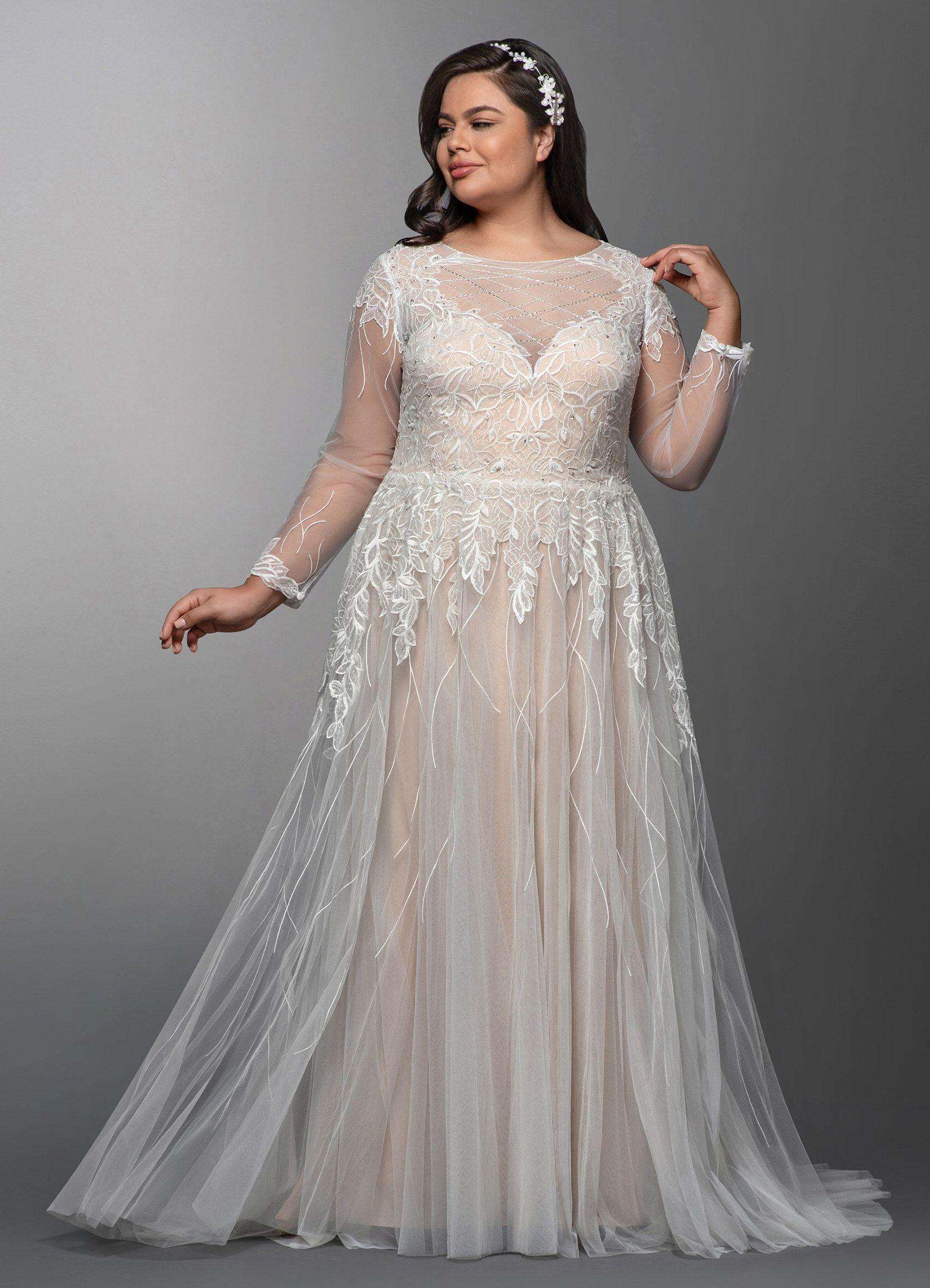 ELVINA BG Wedding Dress Wedding dresses near me