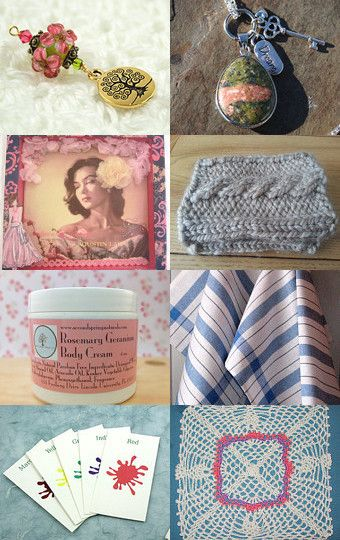 In the Pink by Jim and Roxanne on Etsy: http://www.etsy.com/treasury/NDcyMTE3MzF8MjcyNjkxODc2Ng/in-the-pink
