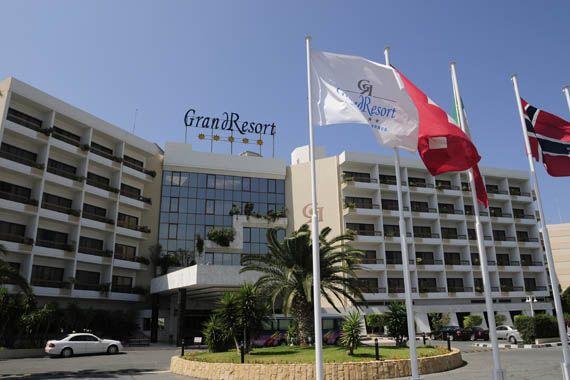 Grand Resort Limassol Limassol Cyprus Hotels Limassol