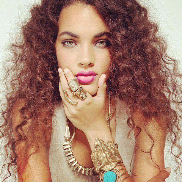Curly Ann