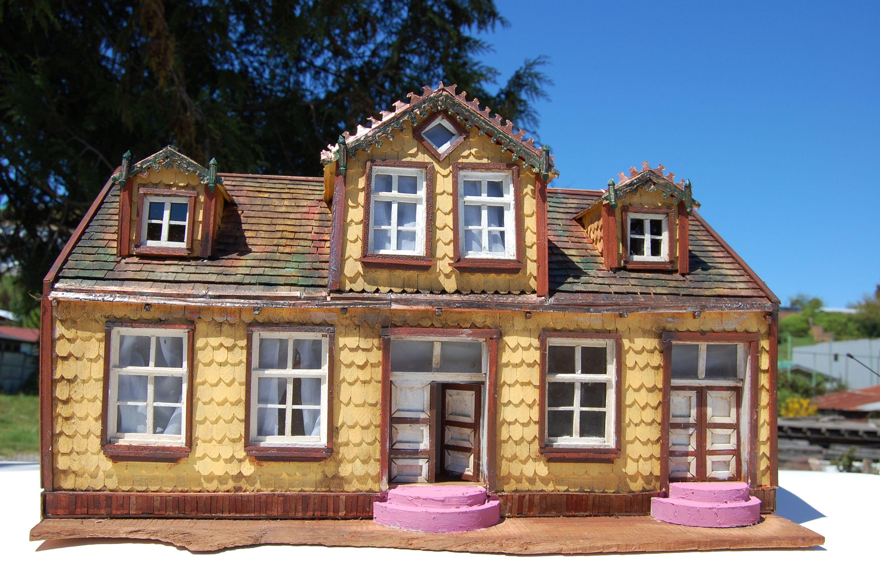 Retablo de Casa familia Ulloa en Puerto Montt, hoy ya no