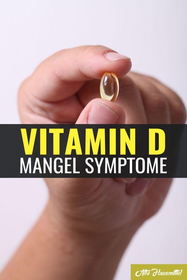 Vitamin d mangel schwitzen