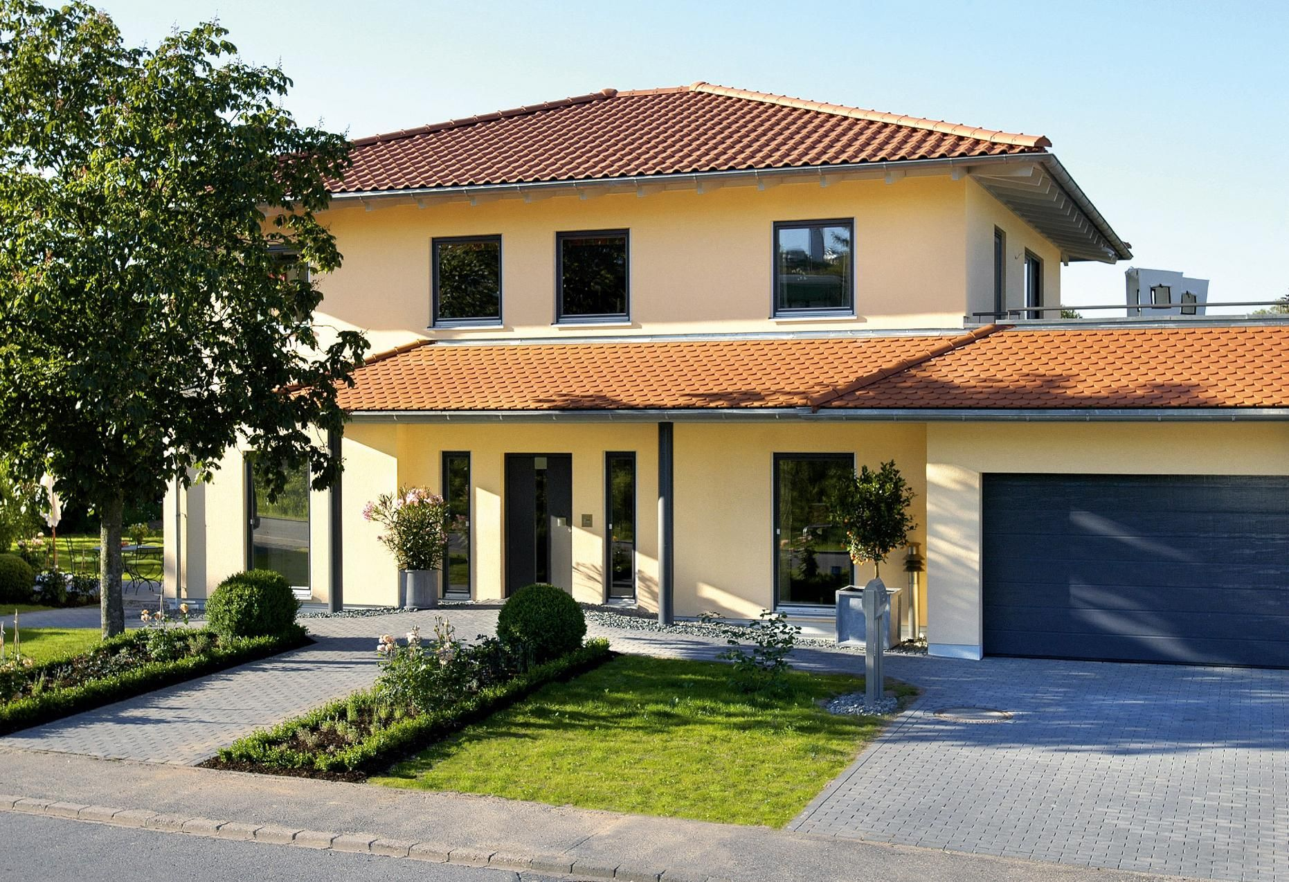 Haus Im Mediterranen Stil In 2019