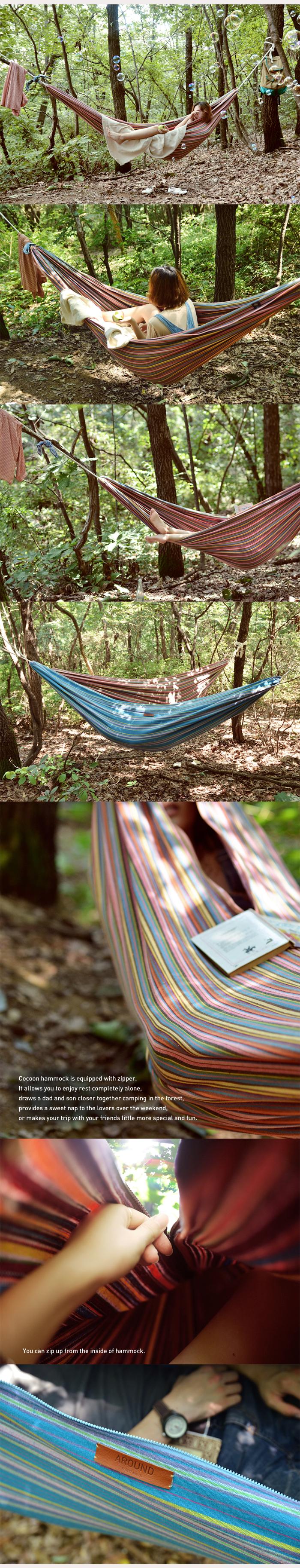 cocoon hammock hangmat met rits GADGETS Pinterest Cocoon