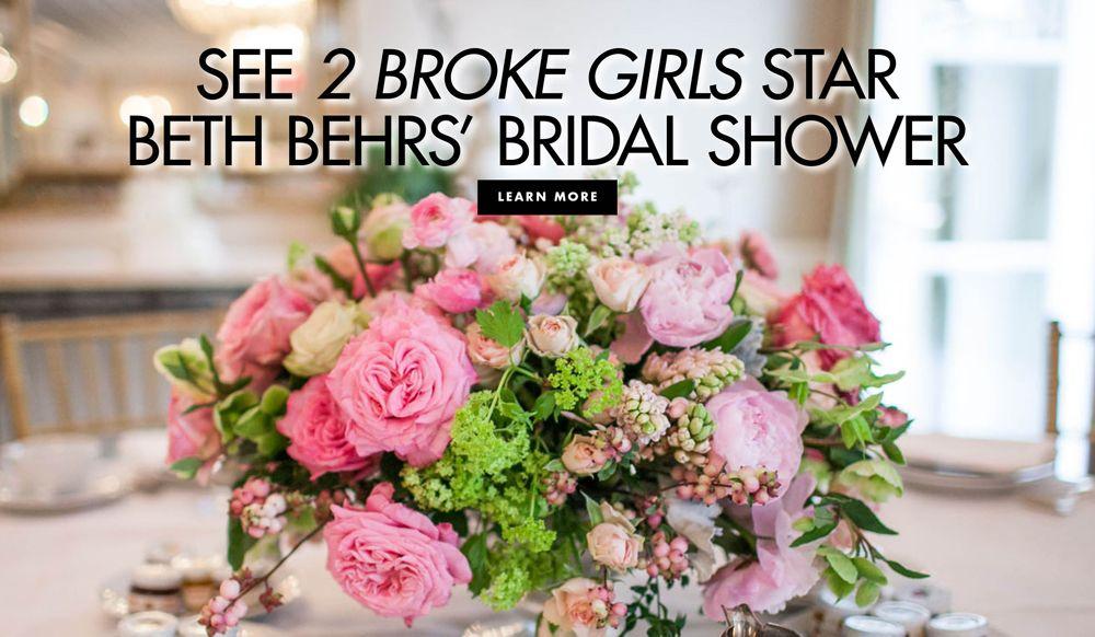 7063ccc0b35 Beth Behrs  Bridal Shower Article   2 Broke Girls  Star Beth Behrs Had Her Bridal  Shower! Photography  Samuel Lippke Studios Read More  ...