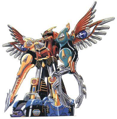 Hyakujuu Sentai Gaoranger Gears Online Power Rangers Megazord Power Rangers Wild Force Power Rangers Megaforce