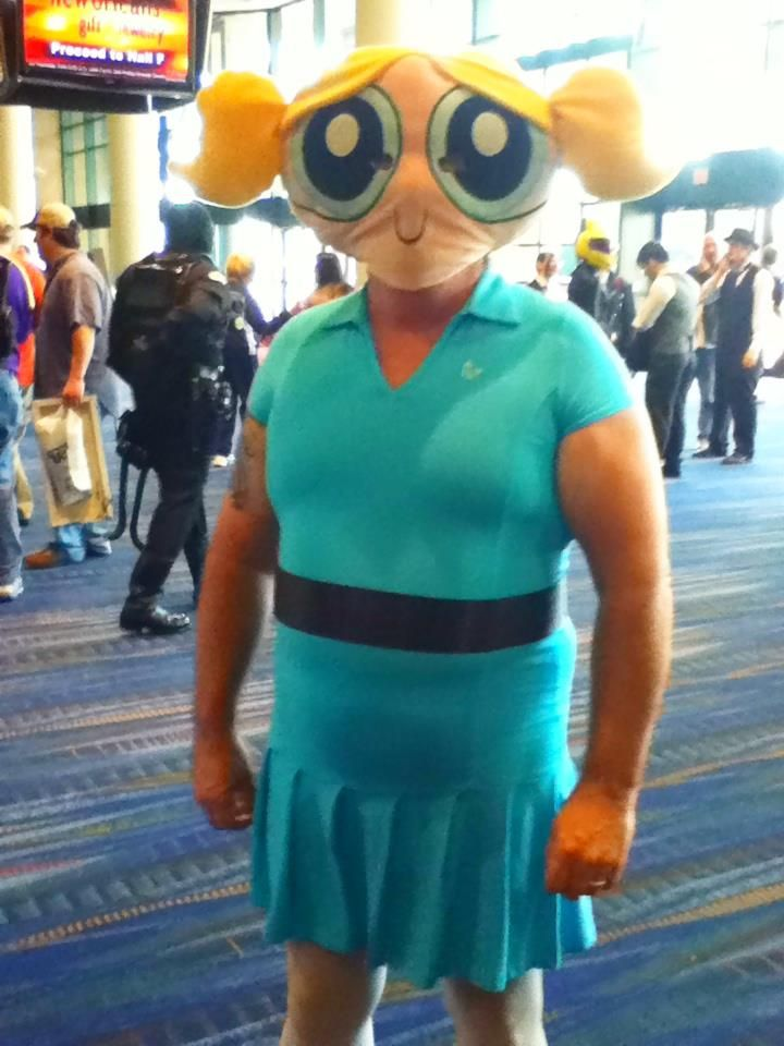 Greatest cosplay ever.
