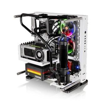 Thermaltake Releases The New C1000 Opaque Coolant Black At Ces