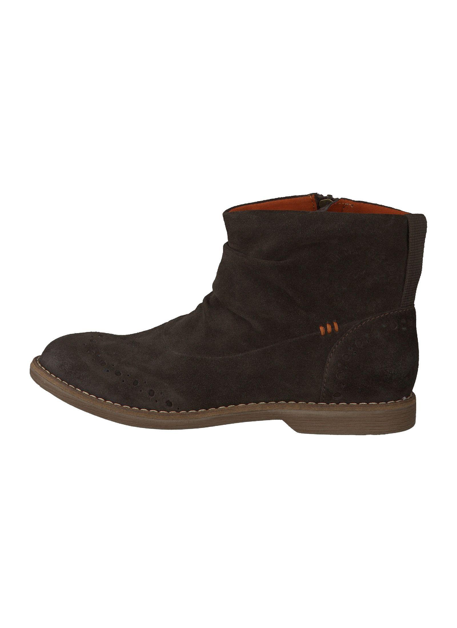 Reno S Oliver Stiefelette Dunkelbraun Stiefeletten Damen Schuhe Reno Online Shop Fur Marken Schuhe Chukka Boots Chelsea Boots Ankle Boot