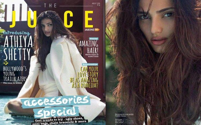 #Hero Movie ki Actress #AthiyaShetty Ne Kiya Hot Photoshoot… Watch from here: http://goo.gl/rVW74z