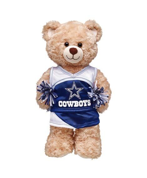 e2abc1e3 Dallas Cowboys Cheerleading Uniform 4 pc.   Build-A-Bear   dallas ...