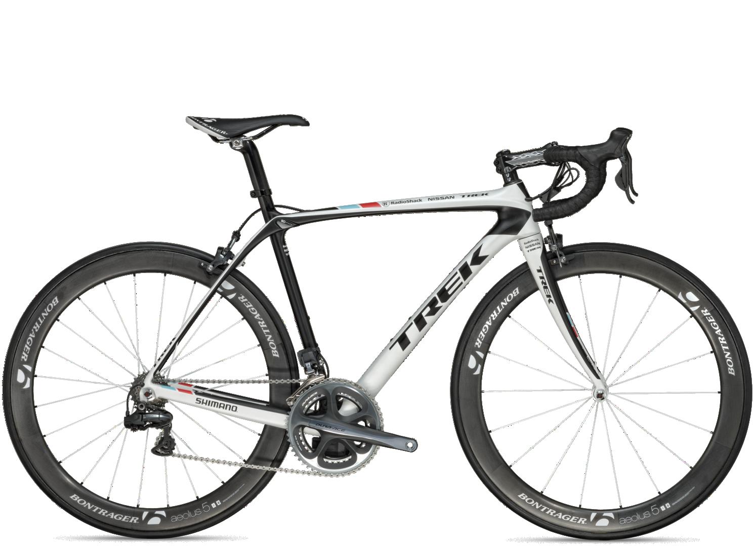 Trek Domane, our new endurance road bike. So sweet. http ...