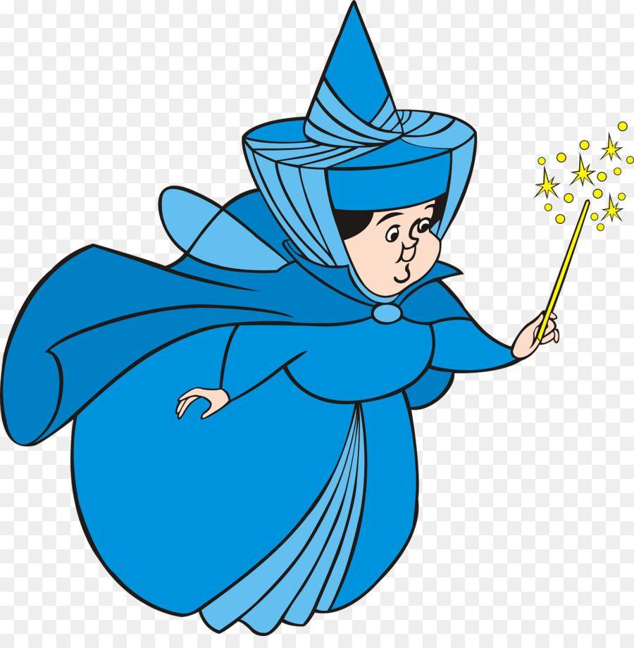 Princess Aurora Flora Fauna And Merryweather Thistletwit Fairy