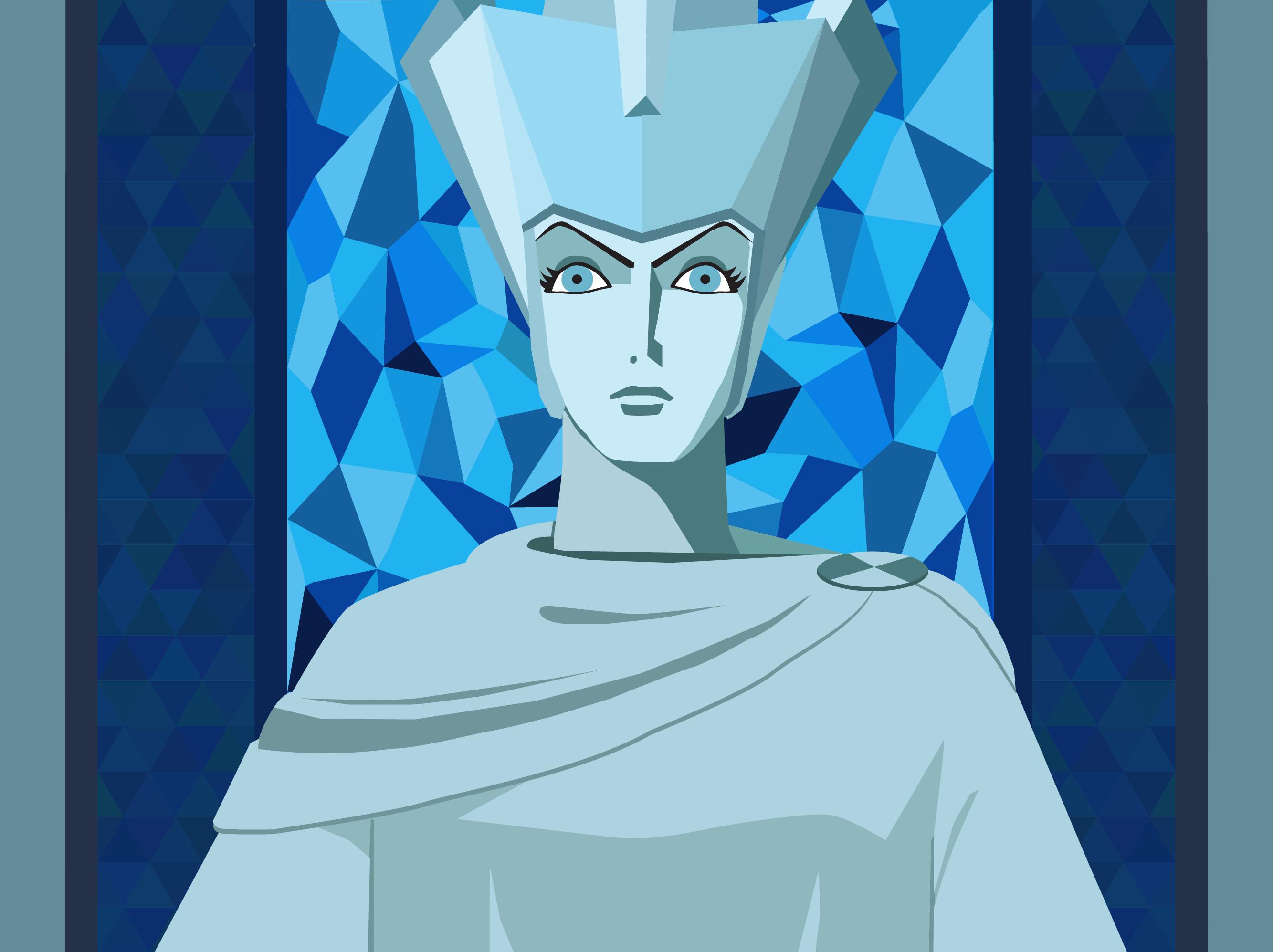 Королева картинки из мультиков