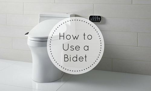 Learn How To Use A Bidet In 6 Easy Steps In 2020 Bidet Bathroom