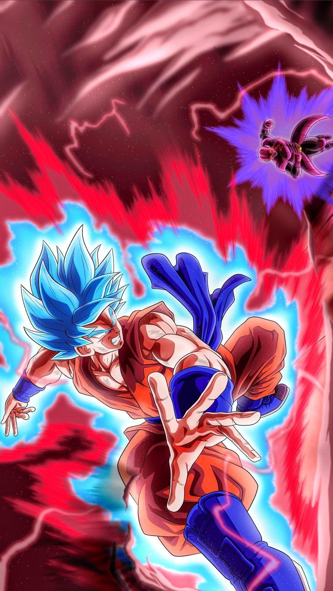 Goku Vs Hit By Monodoomz Anime Dragon Ball Super Dragon Ball Artwork Dragon Ball Art Goku