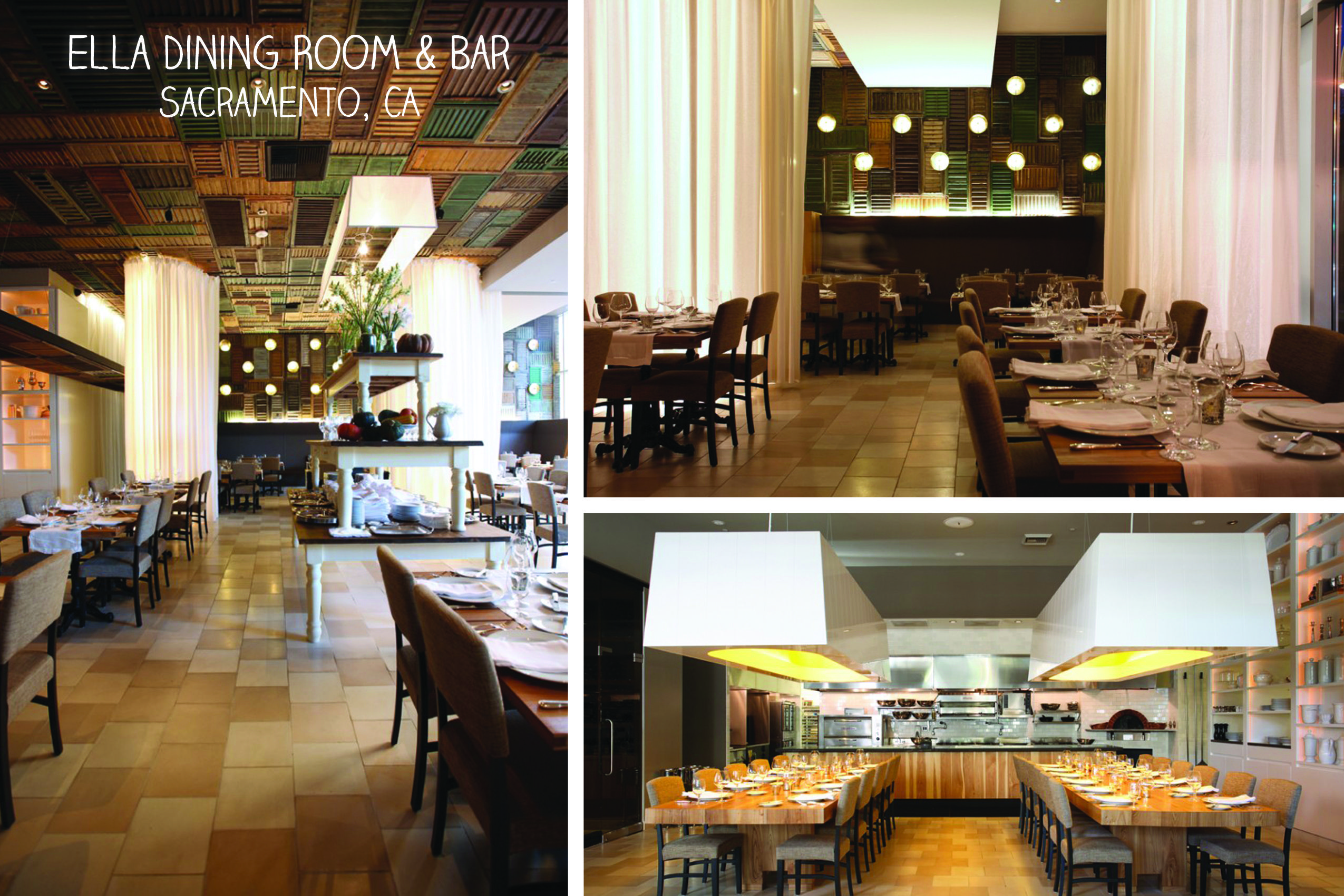 Ella Dining Room Bar Sacramento CA UXUS Beautifully Intertwines The Old And