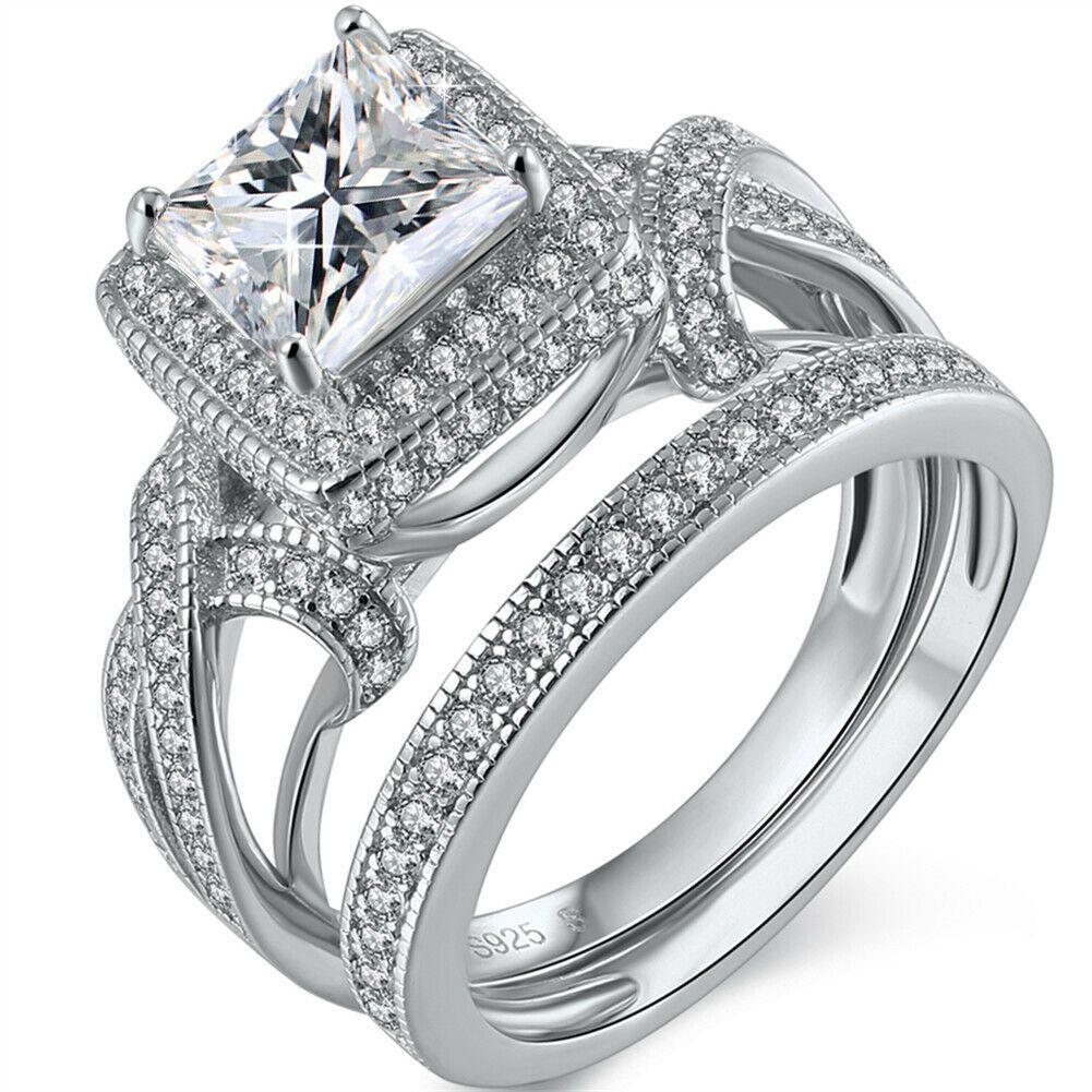 Pin On Wedding Ring Set