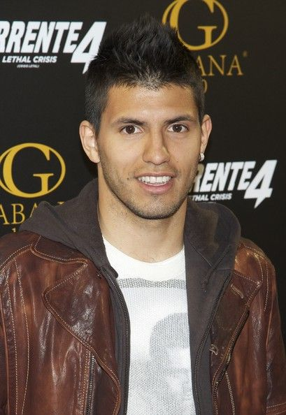 Cool Sergio Kun Aguero Hairstyle Name Pictures Hairstyles - Aguero haircut name