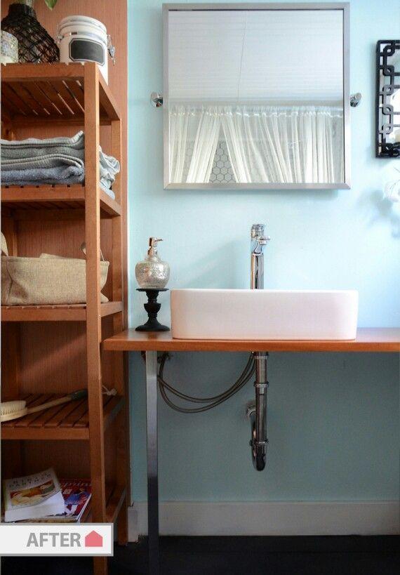 baños. estantería ikea. | Inspiración para baños ...