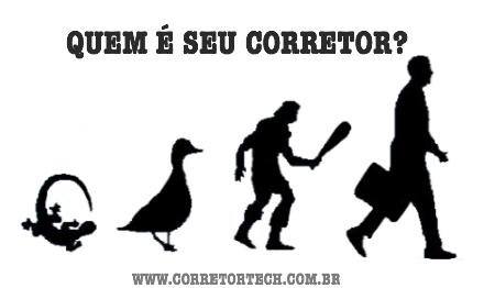 Quem é seu corretor?