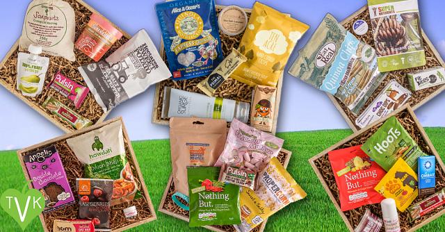 Vegan Lifestyle Subscription Box