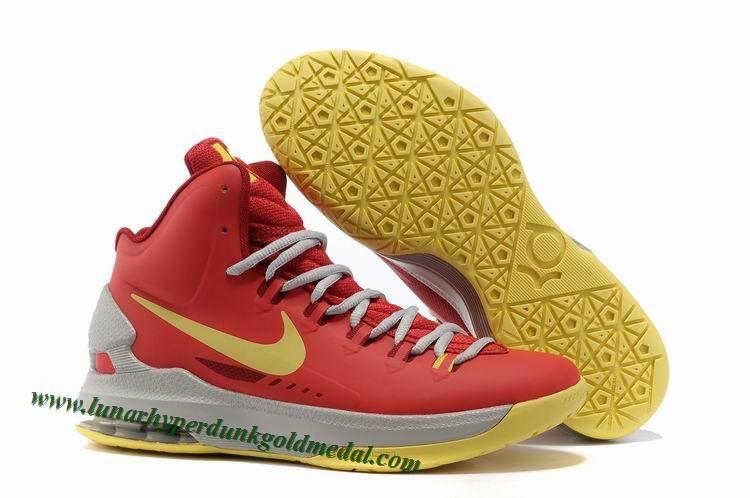 Nike Zoom KD V 5 Sneakers Kevin Durant Sneakers For Herren in 73171