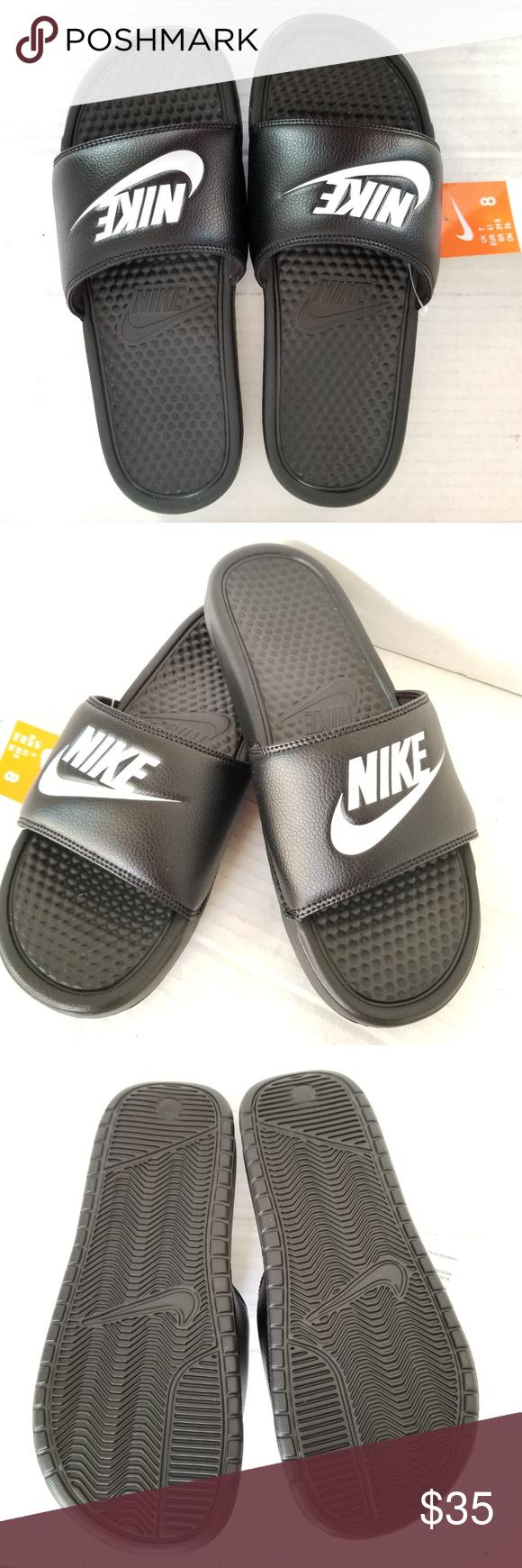 New In Box Nike Benassi JDI Slide