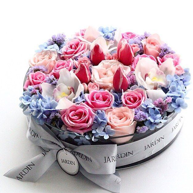 Good Morning | bouquets | Pinterest | Flowers, Flower and Flower boxes
