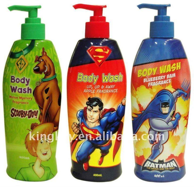 Liquid Bath Soap / Kids Liquid Body Wash / Baby Bath Shower Gel ...