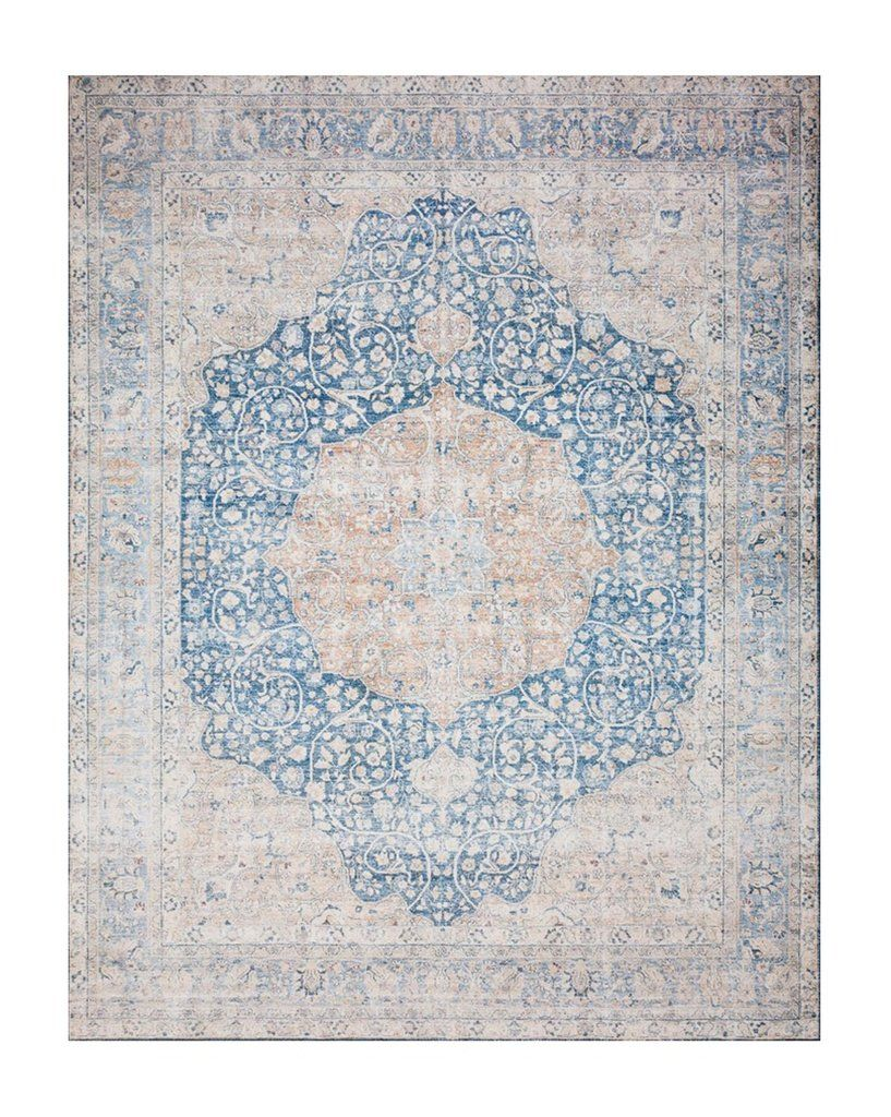 Whitley Patterned Rug Area Rugs Persian Area Rugs Printed Rugs
