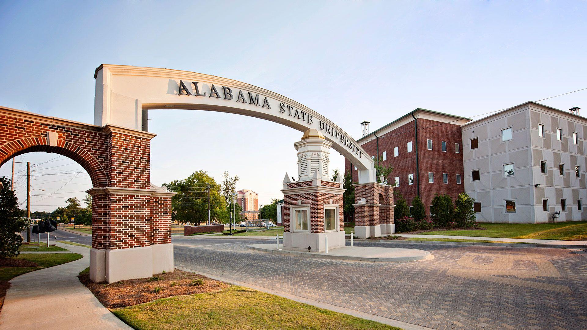 Alabama State University Alabama State University Dream College