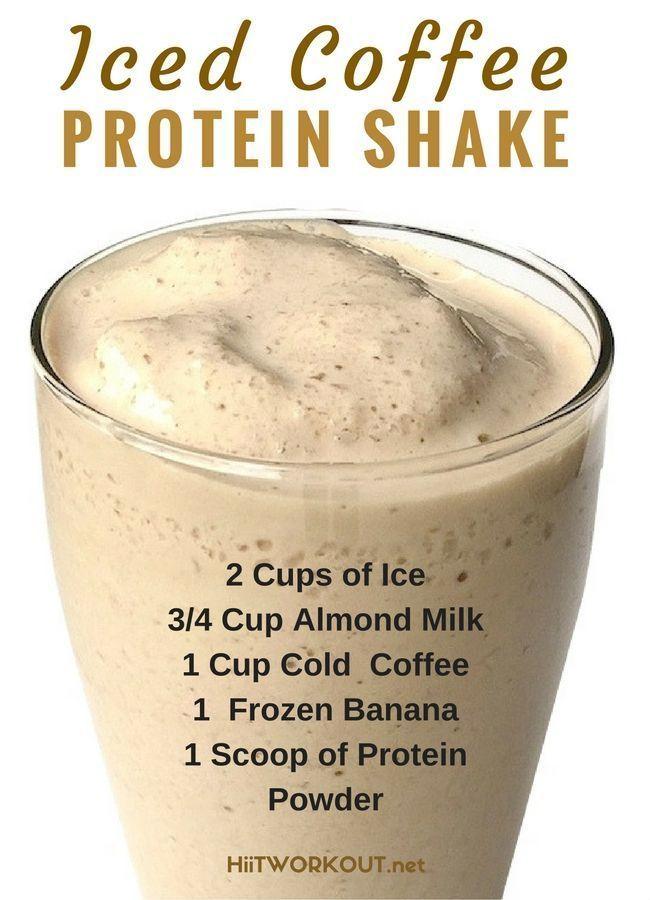 protein drycker