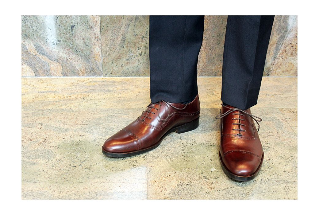0f94f6d46f69 Chaussure ville homme Richelieus Corby Patin - Bexley