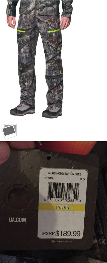 a77e605ca765c Hunting WOMENS Under Armour STORM FOREST CAMO HUNT Hunting BIB OVERALLS SIZE  M NWT $170 Pants ...