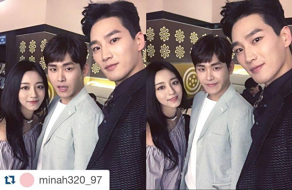 Sunggyu ja Eunji dating