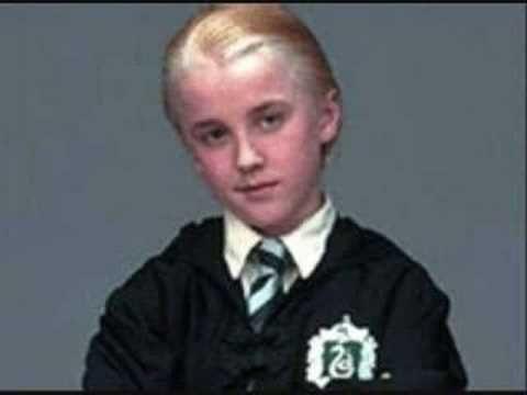 Draco thinks Lucius went crazy
