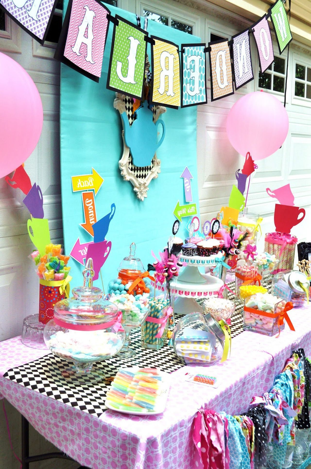 Exceptional Alice In Wonderland Party Decorations Part - 7: Alice In Wonderland Party Supplies Australia