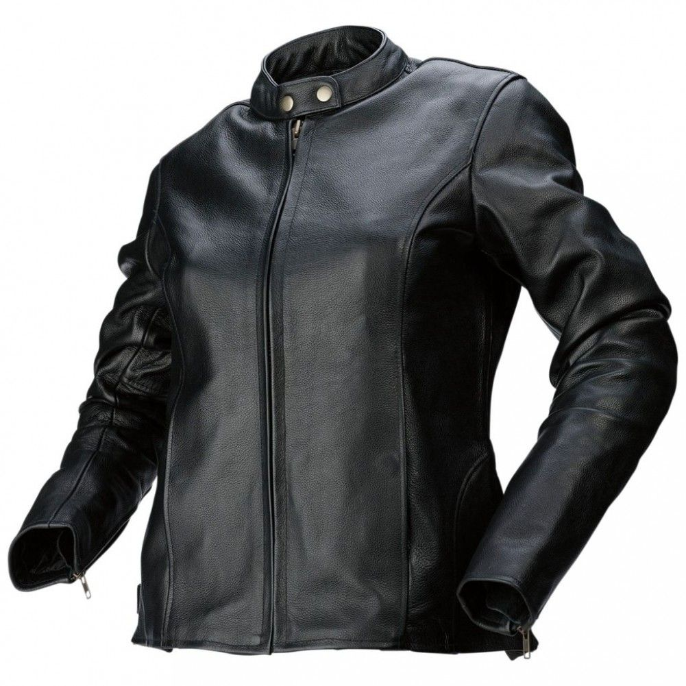 Womens leather motorcycle riding gloves - Z1r 357 Womens Leather Motorcycle Street Road Bike Riding Jacket