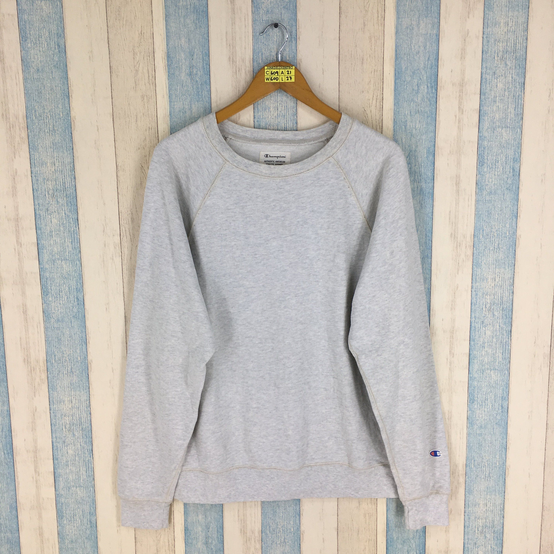 Vintage Champion Jumper Sweatshirt Xlarge Gray 90 S Champion Athletic Apparel Usa Sportswear Distressed C Champion Clothing Champion Sportswear Champion Jacket [ 3000 x 3000 Pixel ]